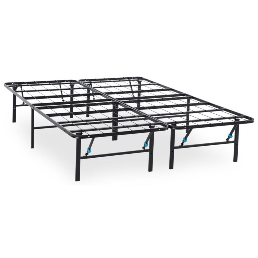 Premium Platform Bed Base Full Premium Platform Base by BedTech at A1 Furniture & Mattress