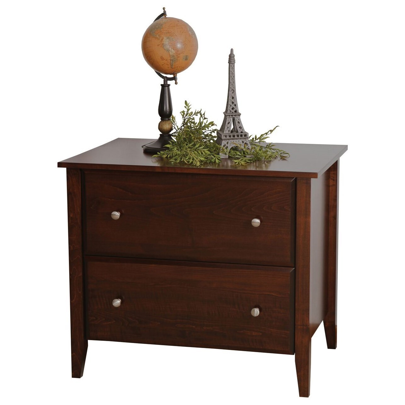 Hampton Lateral File by Maple Hill Woodworking at Saugerties Furniture Mart