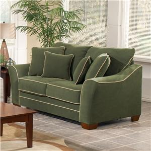 March Upholstery Hayden Love Seat