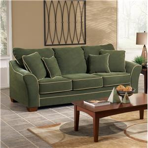 March Upholstery Hayden Sofa
