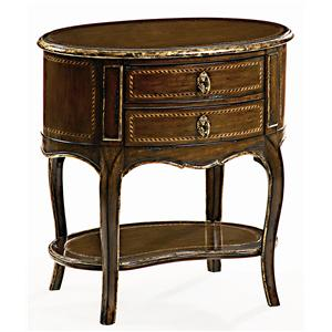 Marge Carson Les Marches End Table