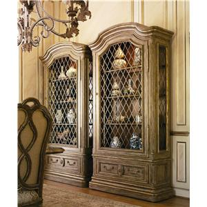 Marge Carson Les Marches Display Cabinet