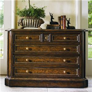 Marge Carson Les Marches Executive File Cabinet