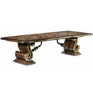 Marge Carson Les Marches Dining Table