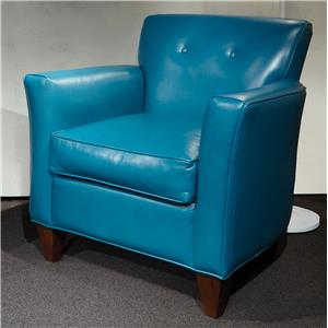 Customizable 100% Leather Chair