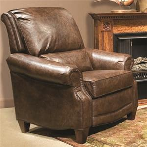 Transitional Upholstered Chair