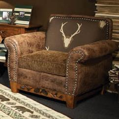 Rustic Casual Chair