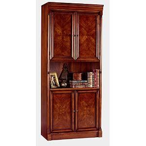 kathy ireland Home by Martin Mount View 4-Door Bookcase