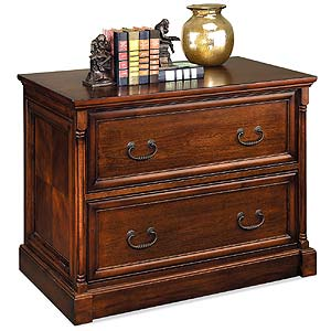 kathy ireland Home by Martin Mount View 2-Drawer Lateral File