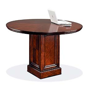 """kathy ireland Home by Martin Mount View 48"""" Conference Table"""