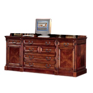 kathy ireland Home by Martin Mount View Computer Credenza