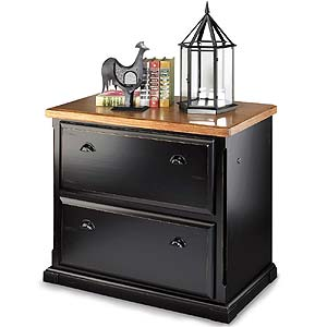 kathy ireland Home by Martin Southampton 2-Drawer Lateral File