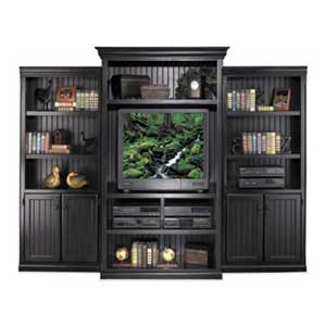 kathy ireland Home by Martin Southampton Deluxe Bookcase