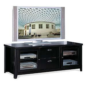 kathy ireland Home by Martin Tribeca Loft Full Sized TV Console