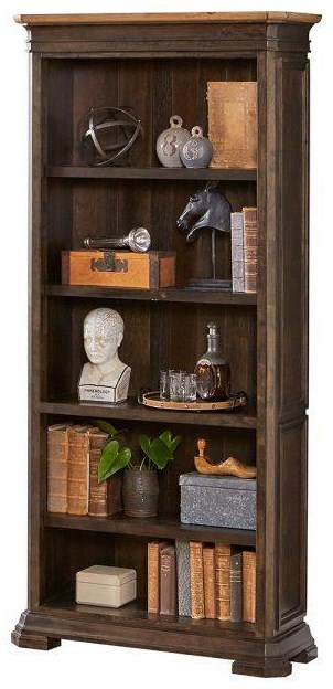 Sonoma Open Bookcase by Martin Home Furnishings at Johnny Janosik