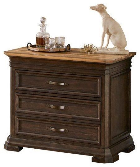 Sonoma Lateral File by Martin Home Furnishings at Johnny Janosik