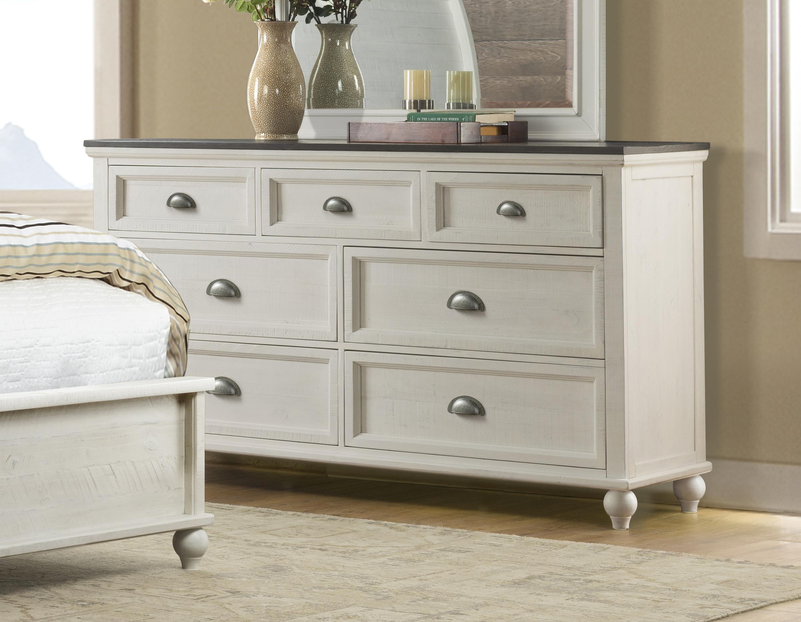 Monterey Dresser by Martin Svensson Home at Sam Levitz Furniture