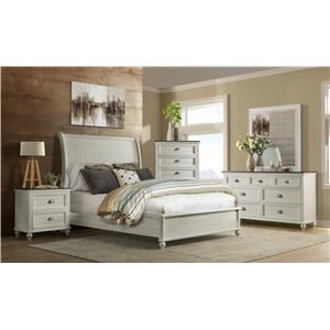 7 Piece Queen Bedroom Set