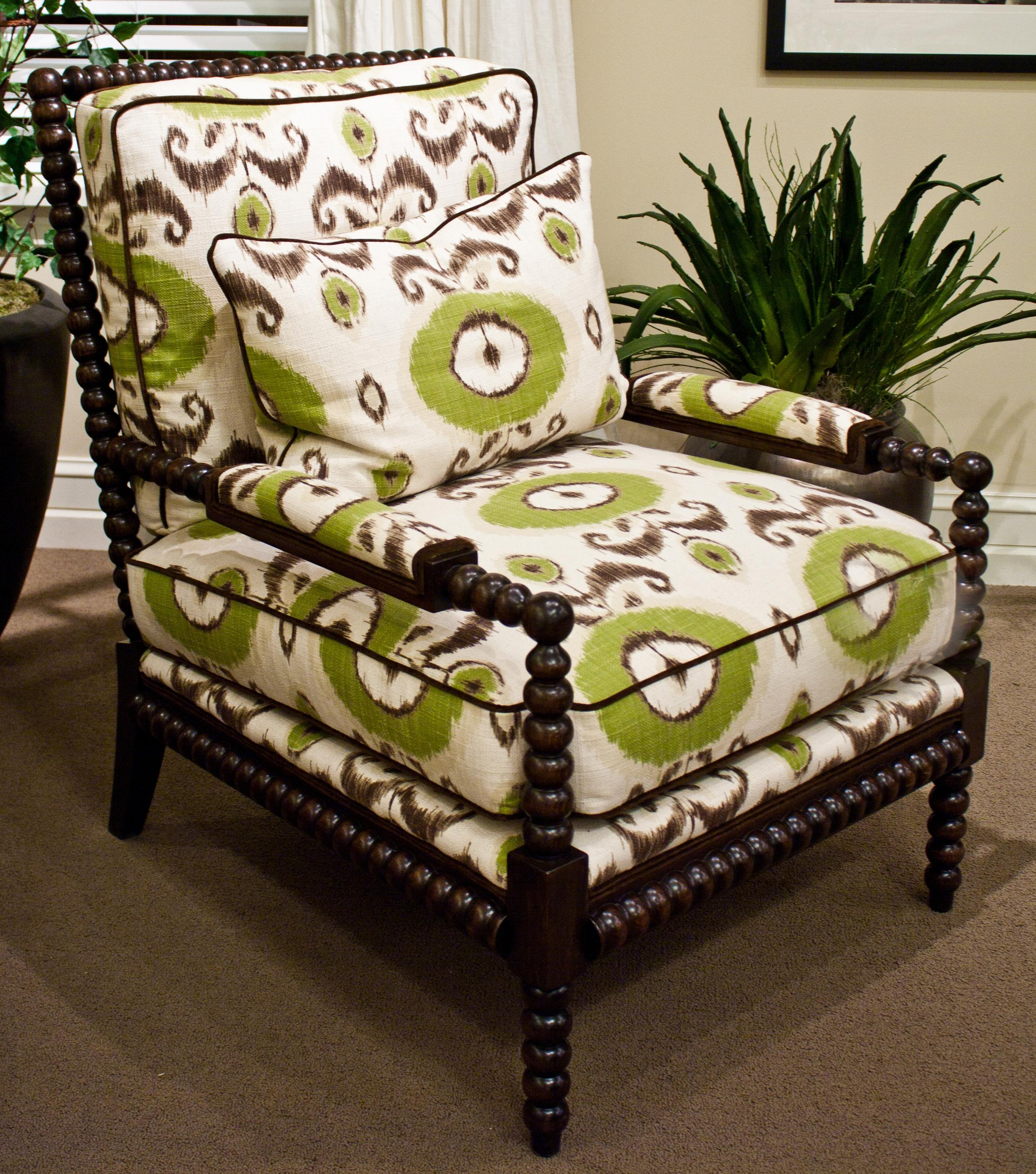 Massoud Chairs Chair by Charleston House at Sprintz Furniture