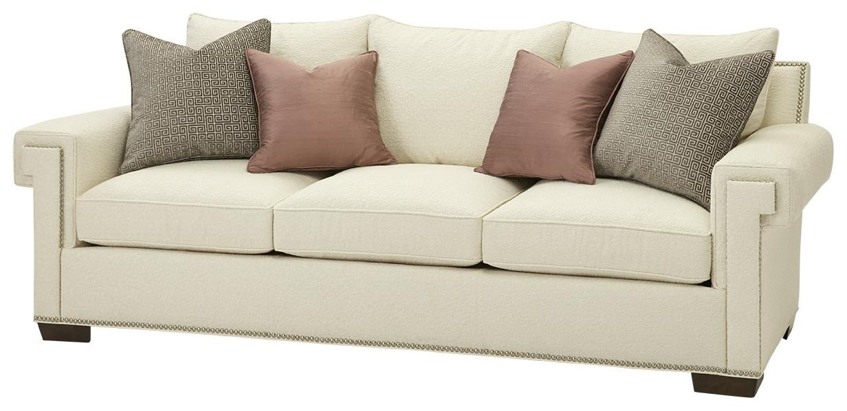 Sofas and Loveseats Giorgio Sofa by Massoud at Jacksonville Furniture Mart