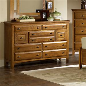 MasterCraft Retreat 9 Drawer Mule Chest