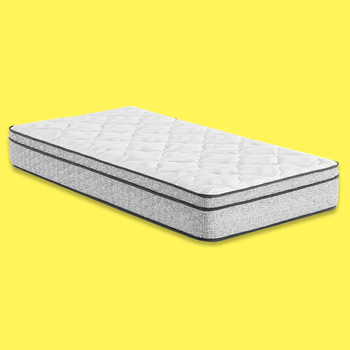 Twin XL Pocketed Coil Mattress at Sadler's Home Furnishings