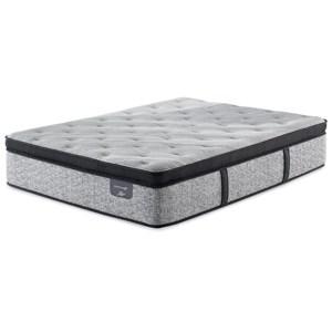 Full Firm Euro Pillow Top Hybrid Mattress