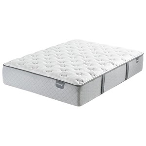"Queen 15 1/2"" Plush Hybrid Mattress"