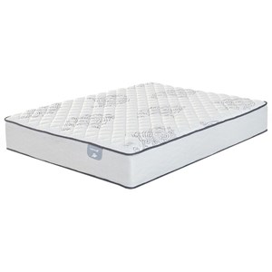 "Queen 13 1/2"" Firm 2-Sided Pocketed Coil Mattress"