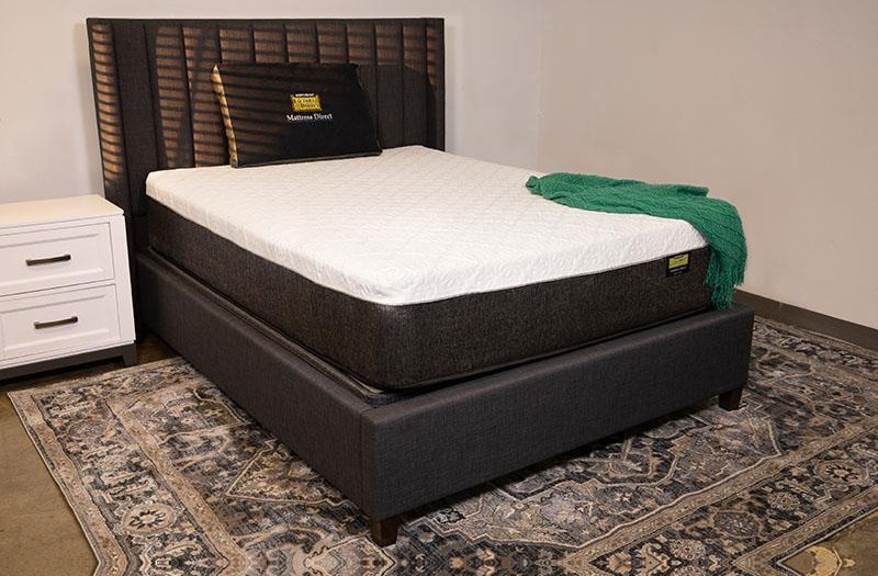 Iceland Plush Hybrid Queen Hybrid Mattress Set by Northeast Factory Direct at Northeast Factory Direct
