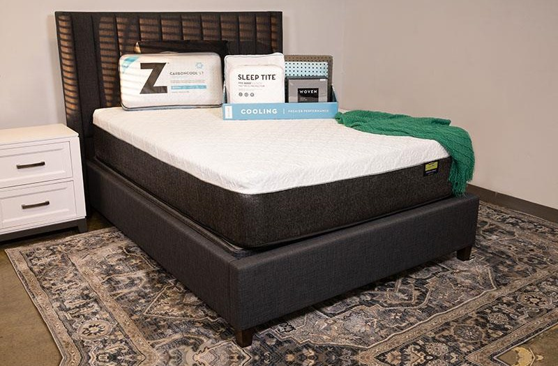Iceland Plush Hybrid Twin Hybrid Mattress Set by Northeast Factory Direct at Northeast Factory Direct