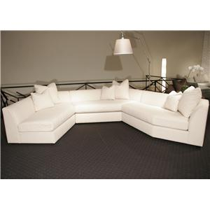 Max Home 2H20 3 Piece Sectional