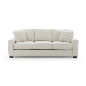 King-Sized Sofa Sleeper with Memory Foam Mattress