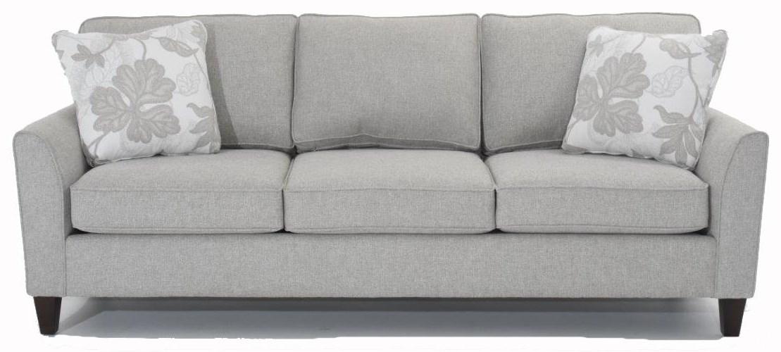 Logan Transitional Sofa by Max Home at Baer's Furniture