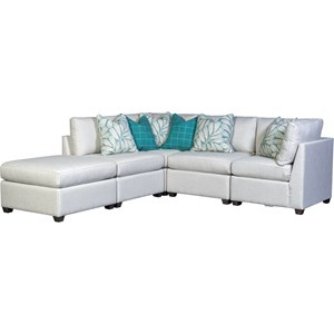 Casual Configurable Sectional