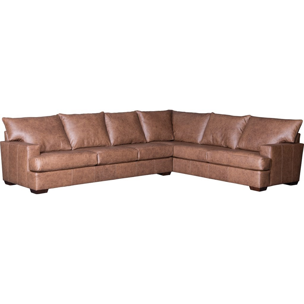 2100 Sectional Sofa by Mayo at Story & Lee Furniture