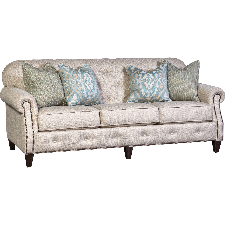 2262 Sofa by Mayo at Wilson's Furniture