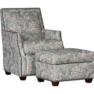 Mayo 2325 Chair & Ottoman Set