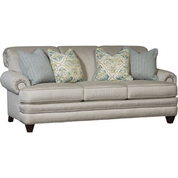2377 Sofa by Mayo at Wilcox Furniture