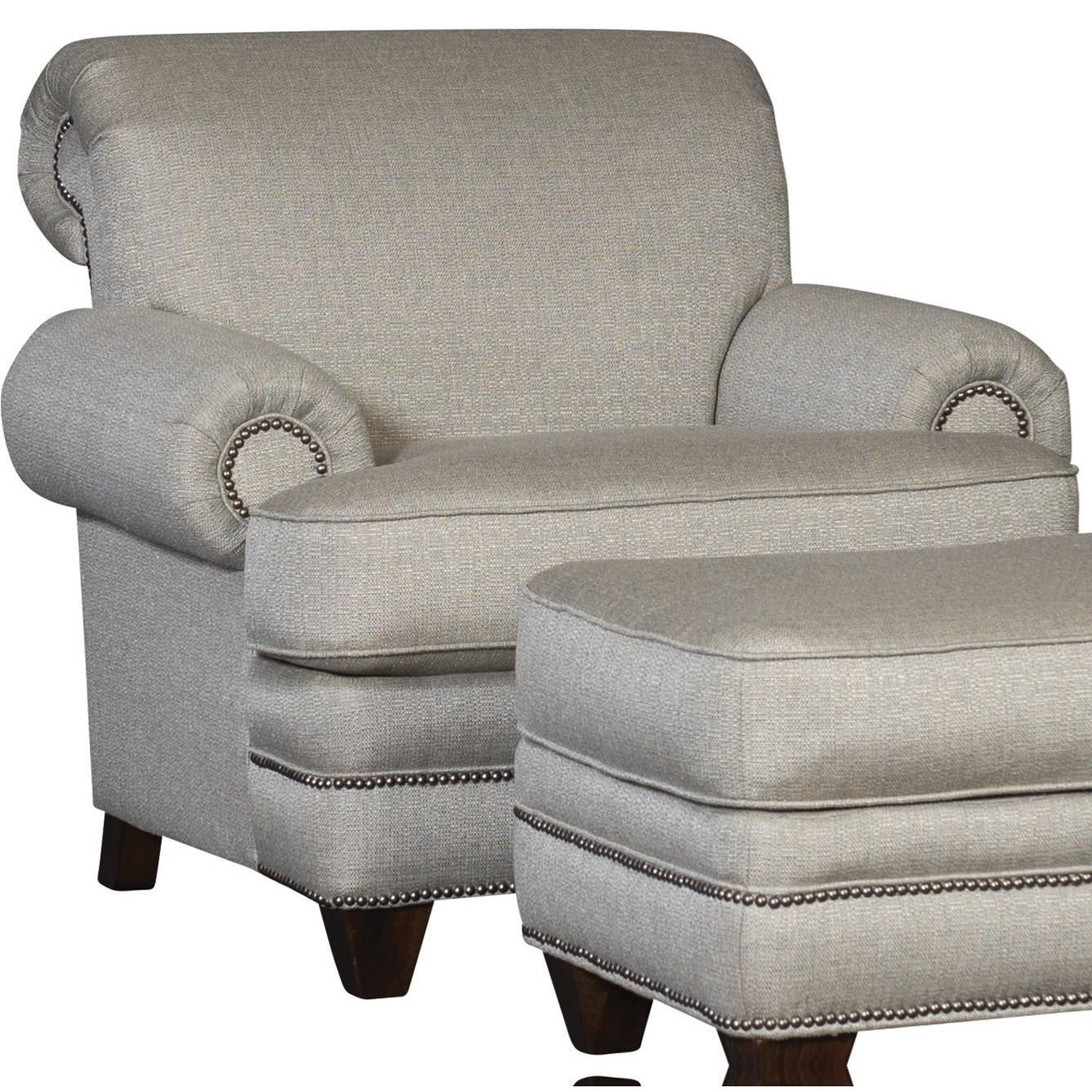 2377 Chair by Mayo at Wilson's Furniture