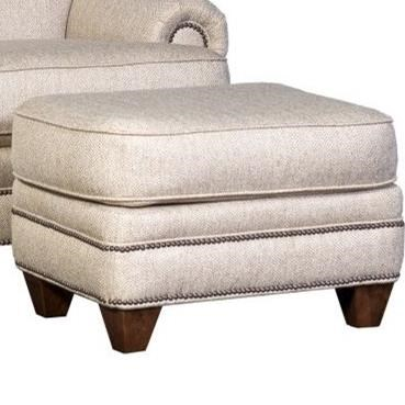 2377 Ottoman by Mayo at Wilson's Furniture
