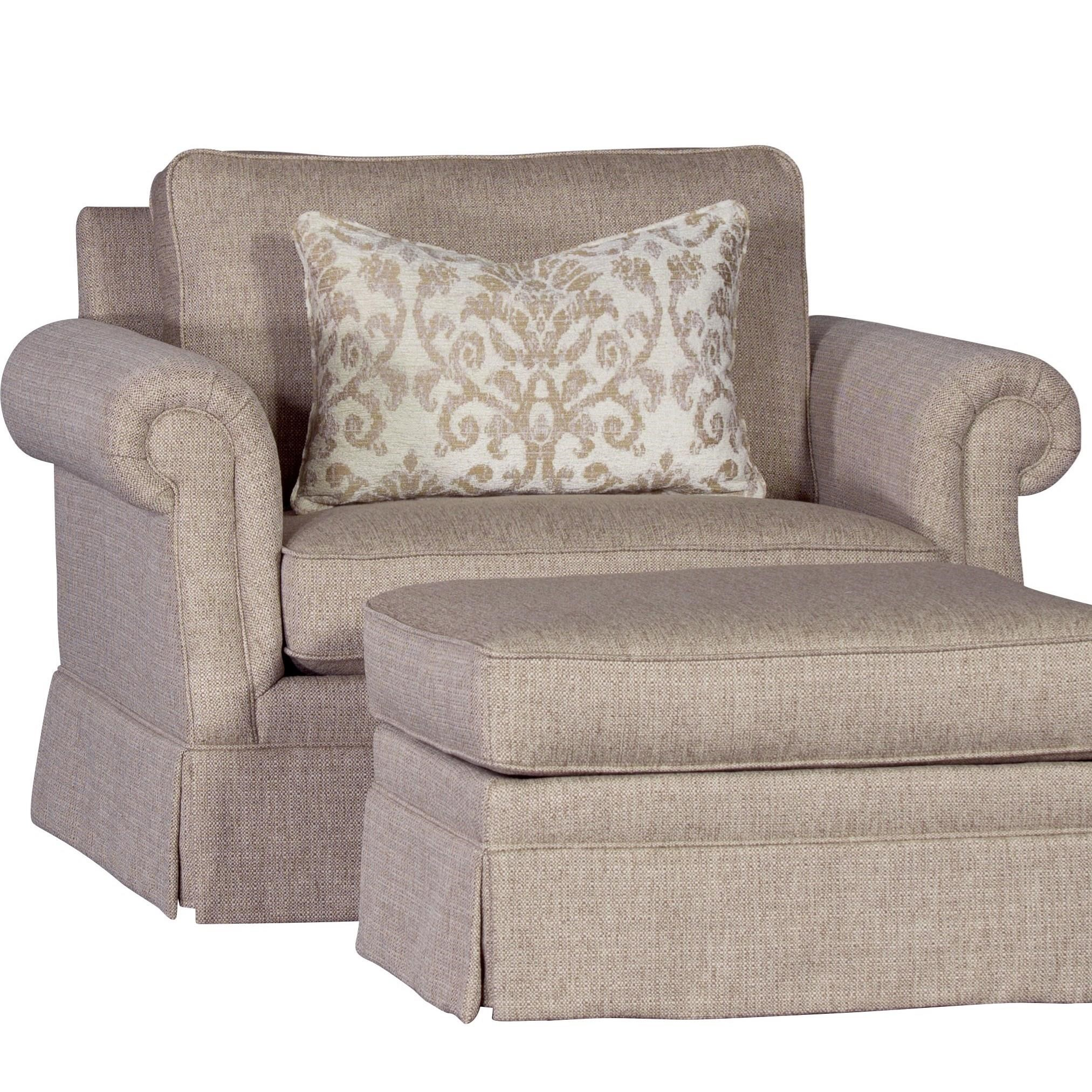 2600 Chair by Mayo at Wilson's Furniture