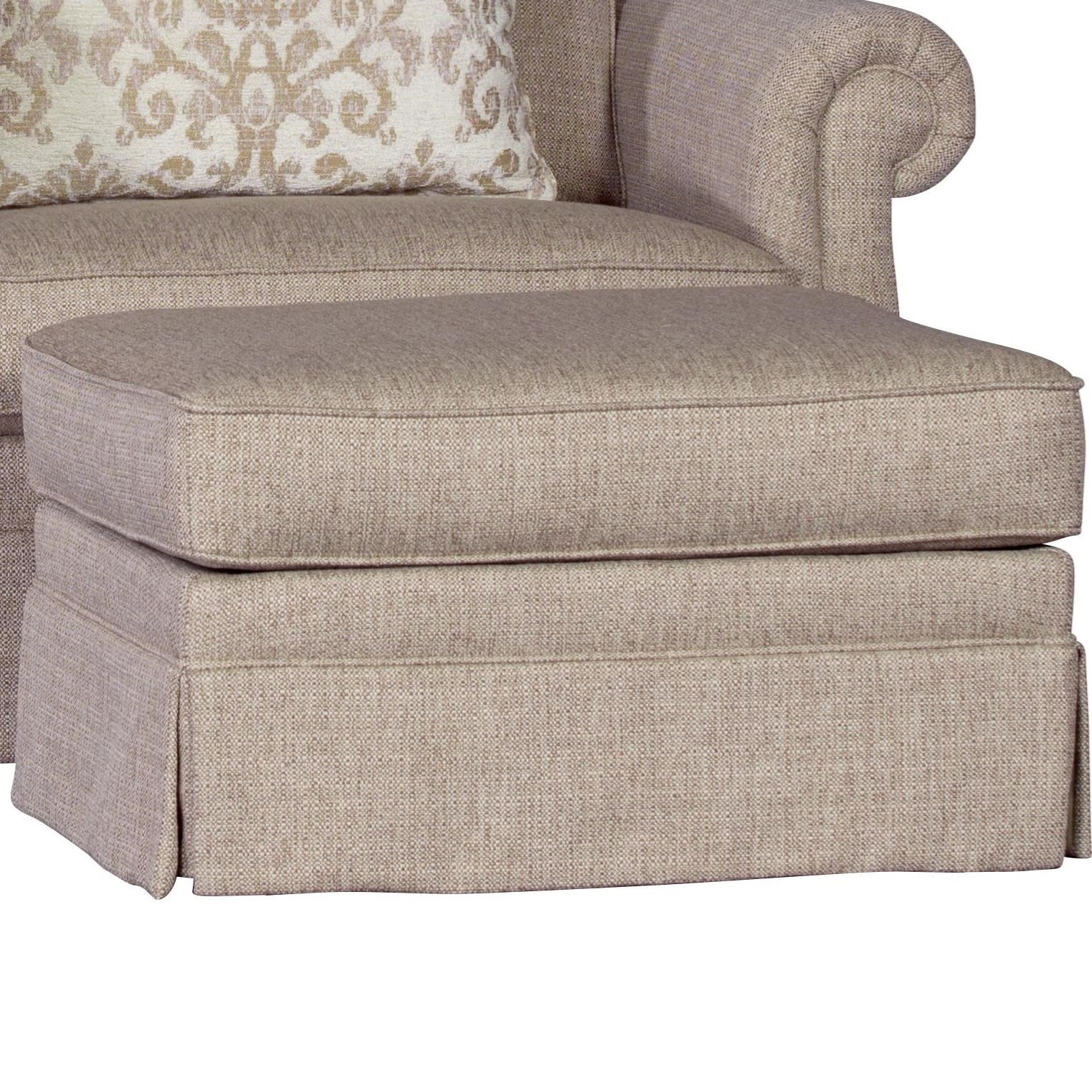 2600 Ottoman by Mayo at Wilson's Furniture