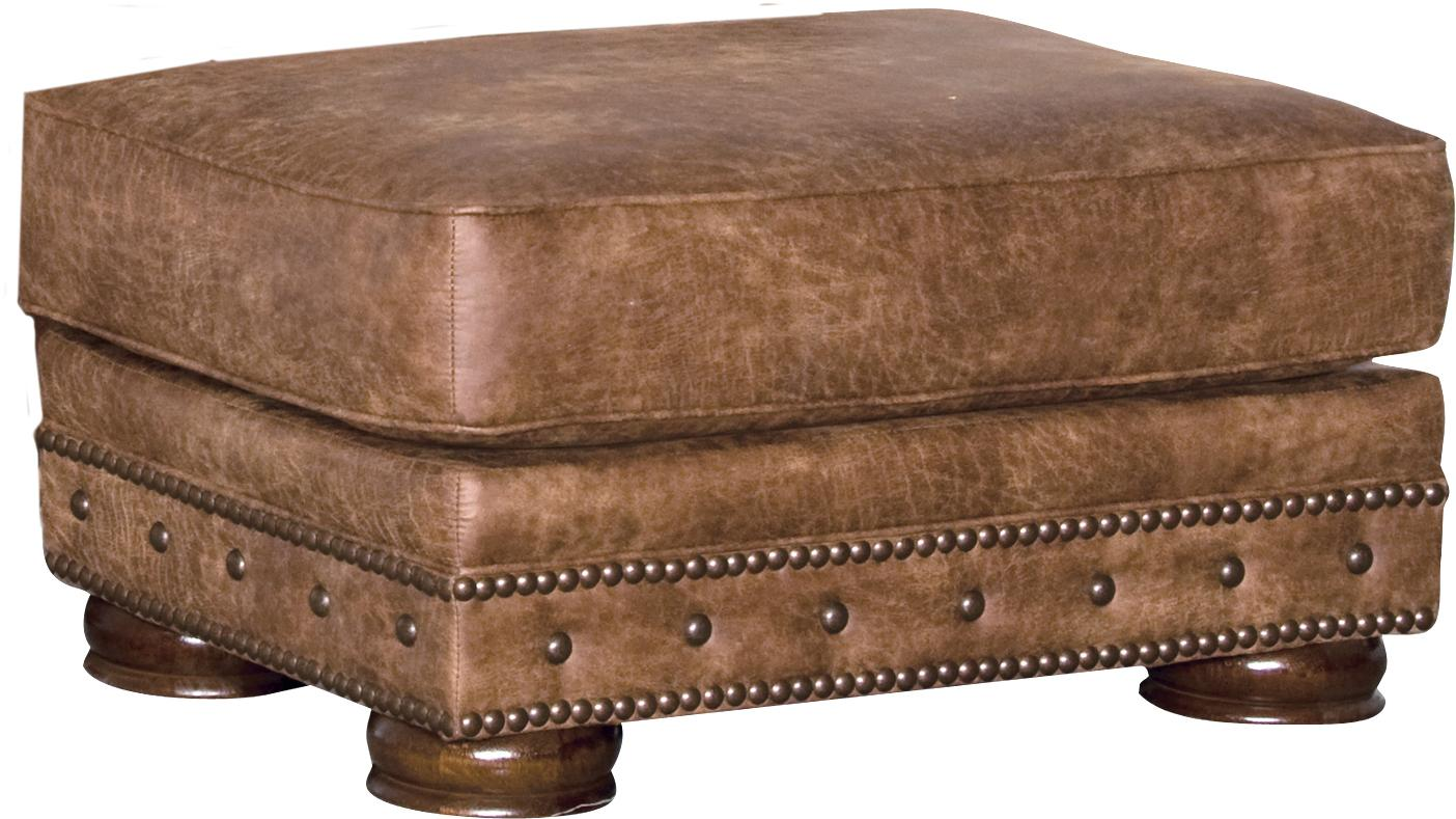 2900 Traditional Ottoman by Mayo at Wilson's Furniture