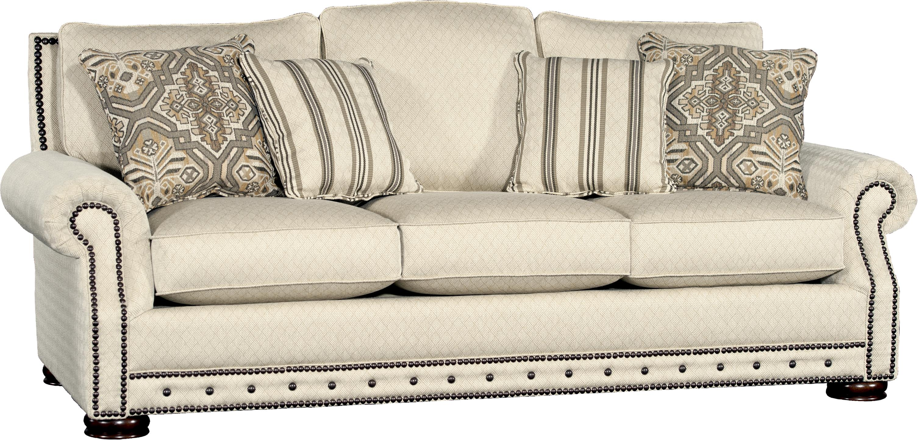 2900 Sofa by Mayo at Wilcox Furniture