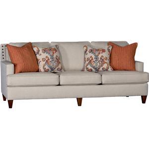 Sofa with Oversize Nailhead Trim