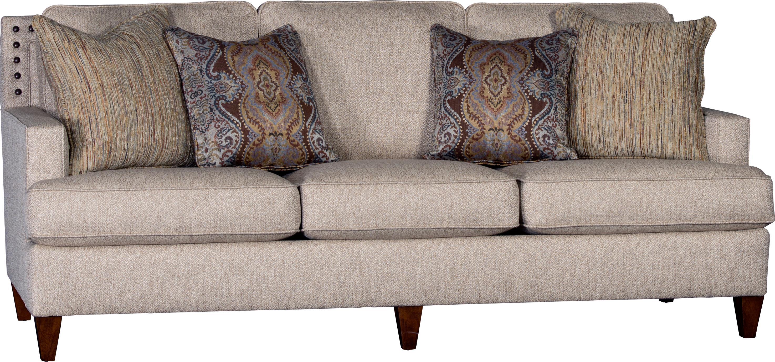3030 Sofa by Mayo at Wilson's Furniture