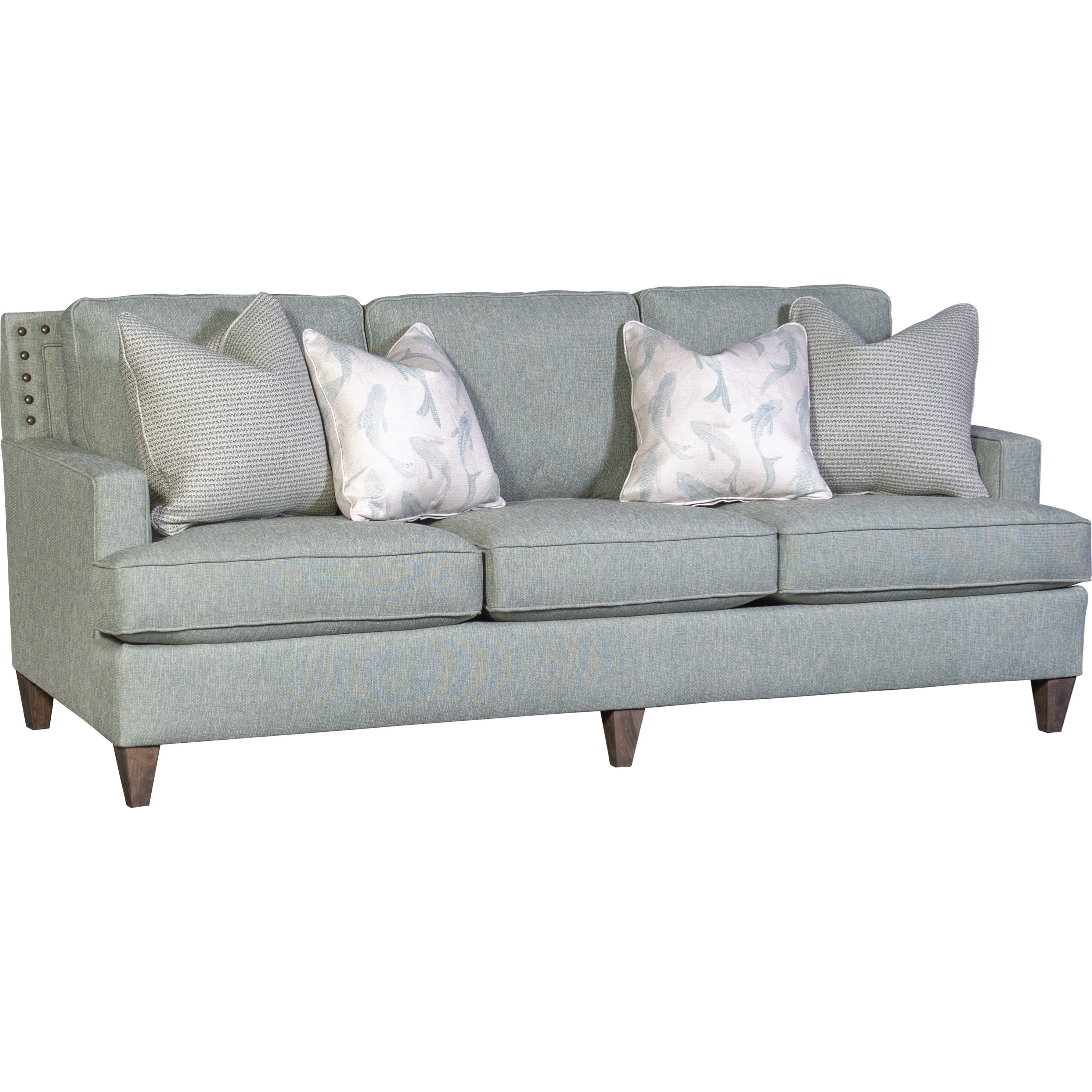 3030 Sofa by Mayo at Wilcox Furniture