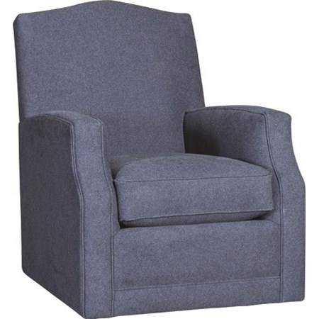 3100 Upholstered Chair by Mayo at Story & Lee Furniture