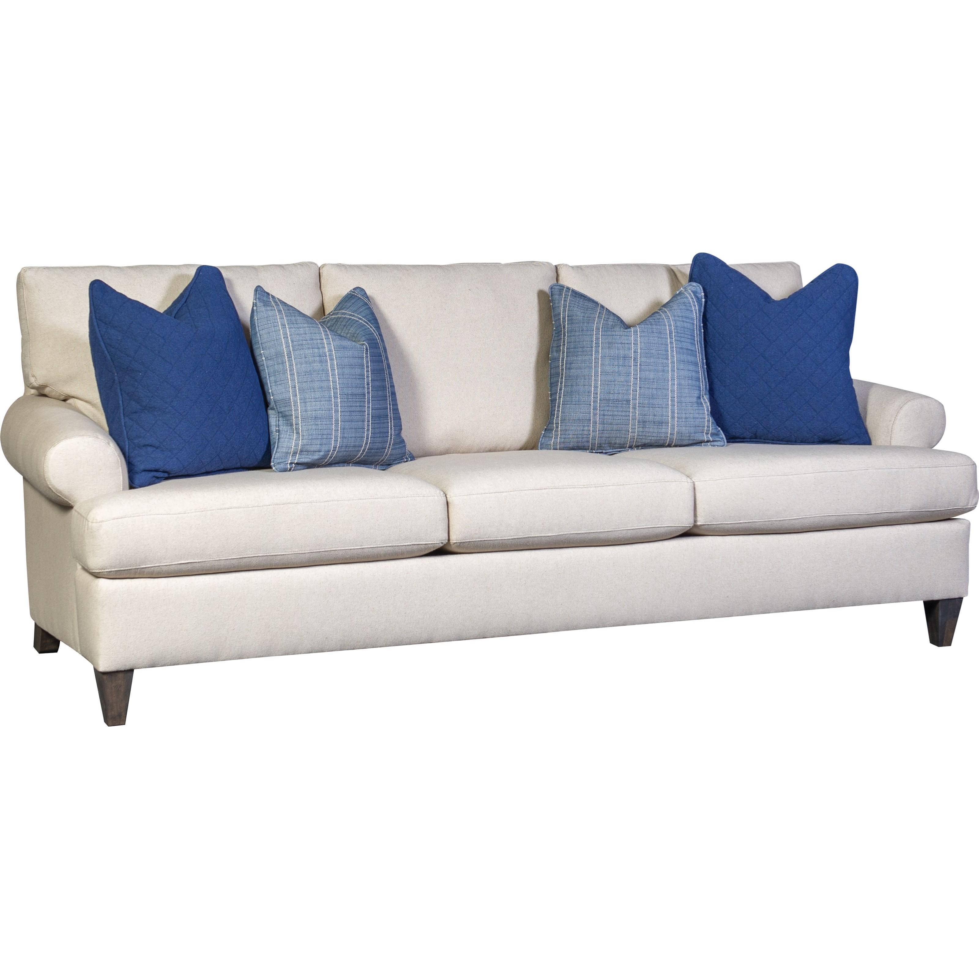 3270 Sofa by Mayo at Wilson's Furniture